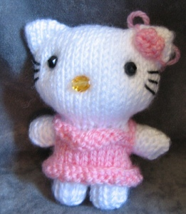 Hello Kitty for Nicole front 3 qtr